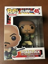 Funko POP TV: G.I. Joe - Roadblock Action Figure FunKo