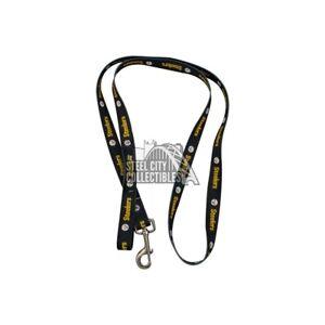 Pittsburgh Steelers Dog Lead Leash - Large