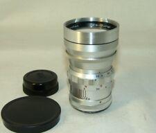 Steinheil Munchen TELE-QUINAR 3,5/135mm.Lens,M39,mount cameras for Leica,Germany