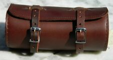 New Leather Bicycle Cycle Round Tool Bag Vintage Look Gift Best Quality Q