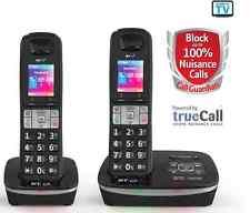 BT Cordless Phone Answering Machine Telephone Handset Landline Digital Twin