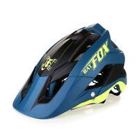 Unisex MTB Bike Helmet Mountain Bicycle Cycling Helmet Detachable Visor 15 Vents