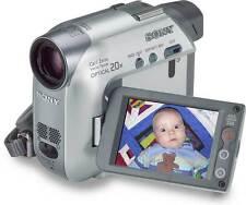 Sony dcr-hc21