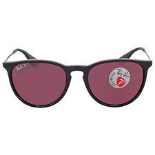 Ray Ban Erika Polarized Violet Mirror Sunglasses