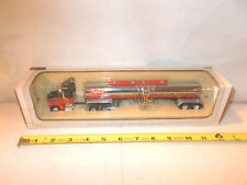 Peterbilt Logo 385 Semi With Tanker By SpecCast 1/64th Scale