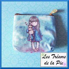 Petit prix : PORTE-MONNAIE - Petite fille Görüs - Turquoise