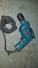 MAKITA Variable high Speed Corded Electric Drill DP3720 keyless 110v working