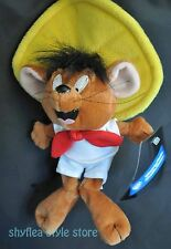 Speedy Gonzales Bean Bag Plush Warner Bros Looney Tunes Fastest Mouse in Mexico