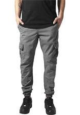 Cargo Jogging Pants Urban Classics Streetwear Pantalone amp Pantaloncino Uomo S darkgrey