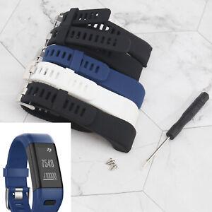 Watch Bracelet Bank Strap Part For Garmin Vivosmart HR+ Fitness Band Tracker