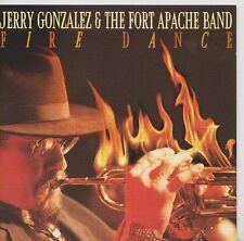 JERRY GONZALEZ & THE FORT APACHE BAND   CD  FIRE DANCE