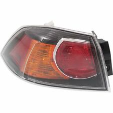Tail Light for 2009-2015 Mitsubishi Lancer LH Outer