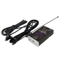 New 100KHz-1.7GHz UV HF RTL-SDR USB Tuner Receiver/ R820T2+8232 + Antenna +usb