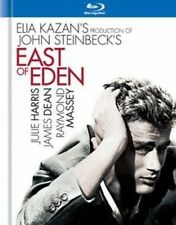 East of Eden 0883929272518 With James Dean Blu-ray Region a