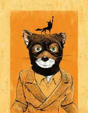 Fantastic Mr Fox In Art Posters For Sale Ebay