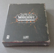 World of Warcraft: Cataclysm - Collector's Edition PC/Mac, 2010  WoW   NEW
