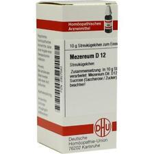Mezereum D12 Globules 10 G PZN2927563