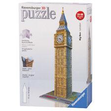 Ravensburger 3D Big Ben 216 Piece Puzzle NEW