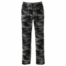 Croft & Barrow Camouflage Pajama Bottoms Lounge Pants Sleepwear ~ Size XL