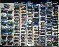 """HOT WHEELS  """"JOURNEY THROUGH THE YEARS """"  COLLECTION OF SUPER TREASURE HUNTS"""