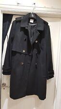 Coat by Sainsburys TU Size 18 Black