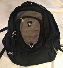 """SwissGear 19"""" Computer Backpack Airflow Laptop and Media Pockets       GR0497"""