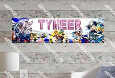 Personalized/Customized Pokemon Name Poster Wall Art Decoration Banner