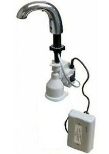 BOBRICK OneShot Foam Automatic Soap Dispenser B-8263 Counter Mounted NEW NIB