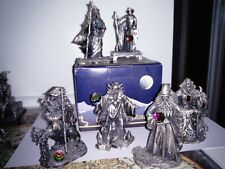 More details for my myth and magic figure of wizards winter summer autumn spring olso the moon wi