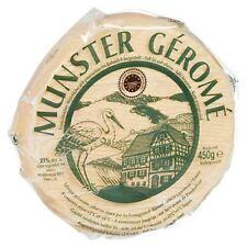 Munster Gérôme francés queso de pasta blanda 50%, 450g
