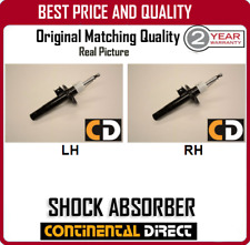 FRONT LEFT AND RIGHT  SHOCK ABSORBER  FOR VOLKSWAGEN CADDY GS3024F OEM QUALITY