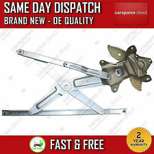 TOYOTA COROLLA E11 97>02 FRONT LEFT SIDE ELECTRIC WINDOW REGULATOR WITHOUT MOTOR