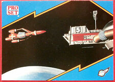 Thunderbirds PRO SET - Card #051 - Language Sifter in Space - Pro Set Inc 1992