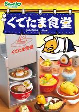 Miniature  Sanrio Gudetama  Diner Box Set - Re-ment   , #5ok