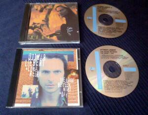 2CDs Ottmar Liebert Hours Between Night & Day & Solo Para Ti | Nouveau Flamenco