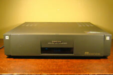 GOLDSTAR GVR-DD1 VHS VCR 8MM Hi8 PLAYER *VHS works but 8mm has no playback*