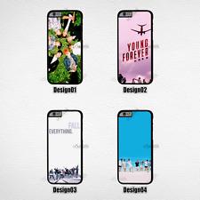 BTS Korean KPOP Bangton Parody Design Back Hard Case For iPhone iPod Touch