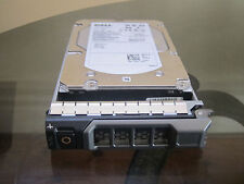 """Dell 300GB 15K SAS 3Gbps 3.5"""" Hard Drive WITH CADDY, R610 R710 R810 HUS153030VLS"""