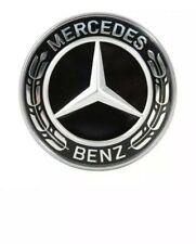 Original Mercedes-Benz estrella al plato w140 capó a1408800286 nuevo