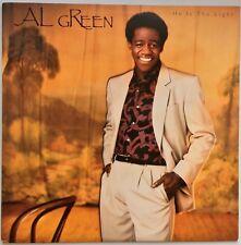 AL GREEN He Is The Light 1985 U.S. A&M EX/EX