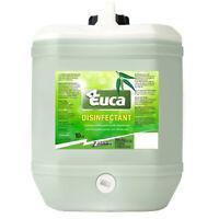 Euca Disinfectant 10 Litre Natural & Commercial Grade Cleaner