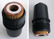 MANN Öl-Filter VW AG 06L 115 466 in Gehäuseabdeckung VW AG 06L 115 408 - NEU