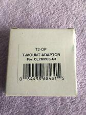 Rokinon T-Mount Adaptor Olympus Four Thirds T2-OP