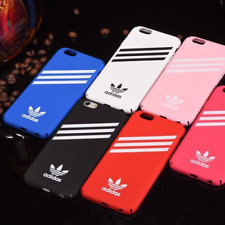 ADIDAS IPHONE CASE FOR IPHONE 5 5S SE 6 6S 7 8 X - PROTECTIVE HARD MATTE COVER