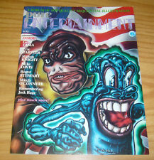 Pure Entertainment #2 VF- milton knight - mitch o'connell - look mom comics 1982