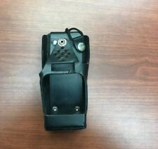 KENWOOD LEATHER CASE WITH SWIVEL for TK-260 - New