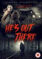 Nuevo He's Out There DVD