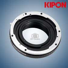 New Kipon adapter for Mamiya 645 M645 Mount lens to Canon EOS EF mount camera
