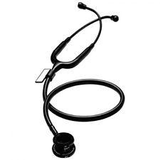 MDF Instruments MD One Premium Dual Head Pediatric Stethoscope NoirNoir Black