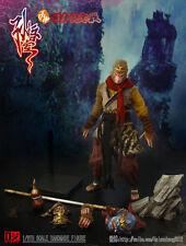 """Coomodel OuZhiXiang 1/6 Monkey King Action Figure Year of Monkey Memorial 12"""""""